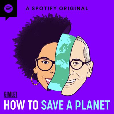 Does climate change freak you out? Want to know what we, collectively, can do about it? Us too.How to Save a Planetis a podcast that asks the big questions: what do we need to do to solve the climate crisis, and how do we get it done? Join us, journalist Alex Blumberg and scientist and policy nerd Dr. Ayana Elizabeth Johnson, as we scour the Earth for solutions, talk to people who are making a difference, ask hard questions, crack dumb jokes and — episode by episode — figure out how to build the future we want.