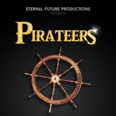 Cover art for Pirateers #1