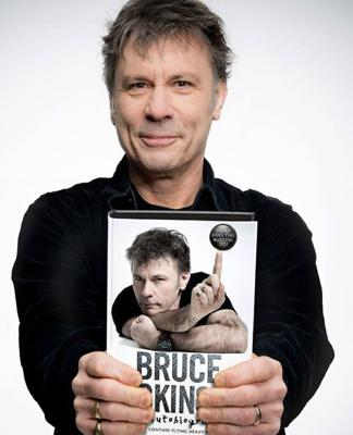 Cover art for Bruce Dickinson: What Does This Button Do? - An Autobiography