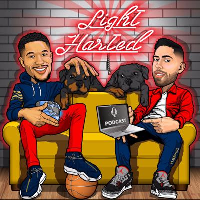 LightHarted Podcast with Josh Hart
