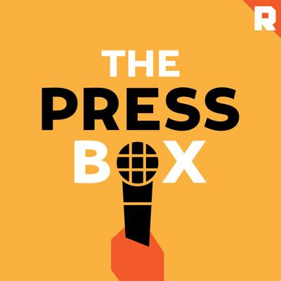 Cover art for Trump vs. David Muir, the Week in Fake Sports, and Listener Mail | The Press Box
