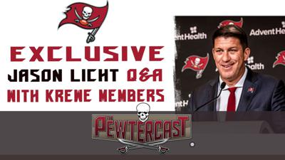 Cover art for Exclusive Jason Licht Q&A with Krewe Members