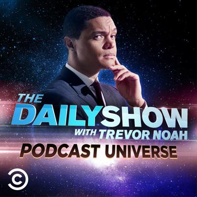 Cover art for Introducing The Daily Show Podcast Universe
