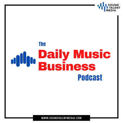 The Daily Music Business Podcast