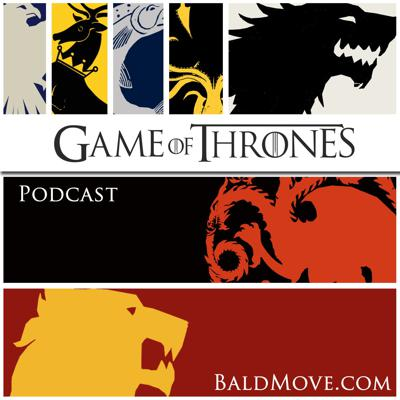 Cover art for The Unofficial Guide to Game of Thrones (with Kim Renfro)