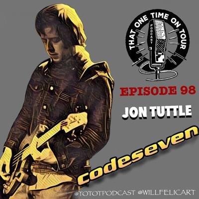 Cover art for Jon Tuttle (Codeseven)