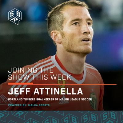 Cover art for Jeff Attinella - Portland Timbers Goalkeeper - Inside the MLS Bubble at DisneyWorld