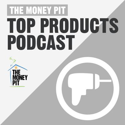 The Money Pit Top Products Podcast focuses on the latest new product innovations for home improvement, home maintenance, home repair and home décor.  In each episode, nationally syndicated radio host Tom Kraeutler interviews experts to bring you the up to date information on products to make your home beautiful, energy efficient and eco-friendly.