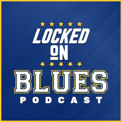 Co-hosts Joey Palazzola, Thomas Welch, Josh Hyman and an array of guests lead you through the season with a daily podcast on the reigning Stanley Cup Champions, St. Louis Blues. Game previews/recaps, line combination juggling, trade rumors, and a never ending list of entertaining and knowledgeable guests. -- you'll find it all on the Locked On Blues Podcast, part of the Locked On Podcast Network. Your team. Every day.
