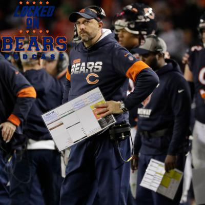 Cover art for Bears focused on details as teams start returning to facilities
