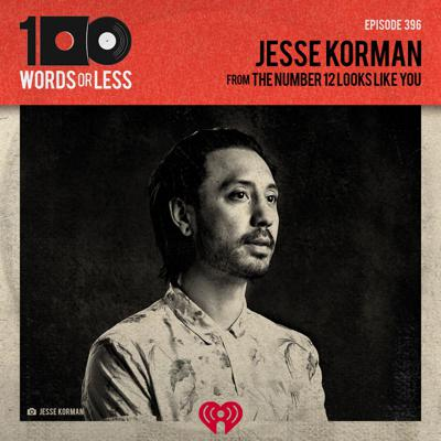 Cover art for Jesse Korman from The Number 12 Looks Like You
