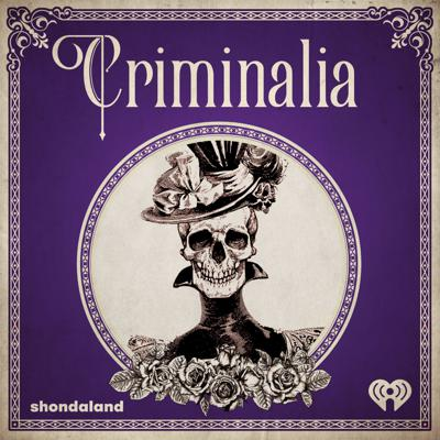 Cover art for We Think You'd Like 'Criminalia'