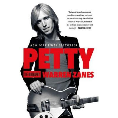 Cover art for Rock N Roll Librarian: Petty: The Biography