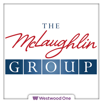 "The McLaughlin Group, ""The American Original"" for over three decades, the sharpest minds, best sources, and hardest talk, featuring Eleanor Clift, Pat Buchanan, Clarence Page and host, Tom Rogan."