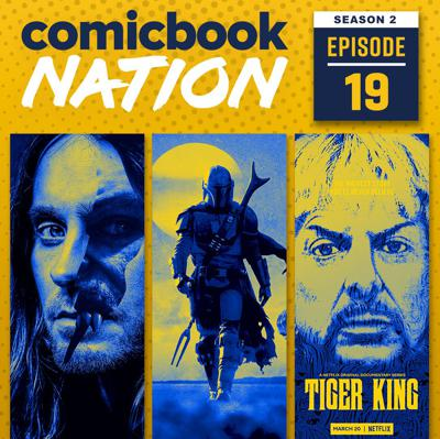 Cover art for Venom 2 & Morbius Updates, Netflix Tiger King Spoilers - Episode 02x19