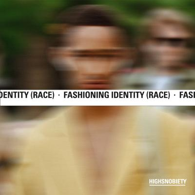 Cover art for Fashioning Identity: Race