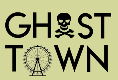 Ghost Town: Strange History, True Crime, & the Paranormal