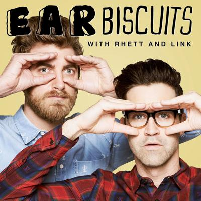 Cover art for Ep. 8 Tyler Oakley - Ear Biscuits
