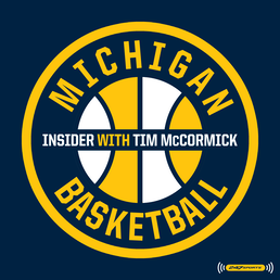 Cover art for Michigan Basketball Insider - Catching up with Nik Stauskas, Kobe Bufkin's Coach,, and more