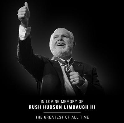Cover art for The Rush Limbaugh Show Podcast - Mar 01 2021