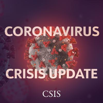 """Cover art for Coronavirus Crisis Update: Chris Murray, IHME """"This Is a Very Tricky Time"""""""