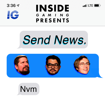 Cover art for Unreal Engine 5 Looks INSANE - Inside Gaming Presents: Send News #12
