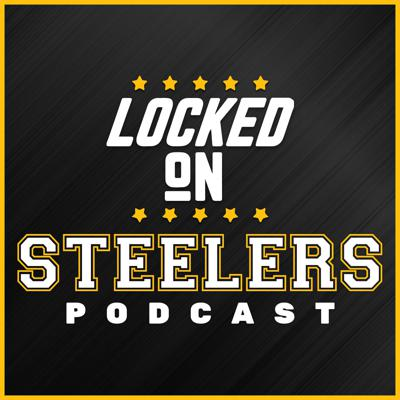 Cover art for 5-21-2020 - Ike Taylor Joins the Show! / Ike on Today's Steelers / Best WR Ike Played Against?