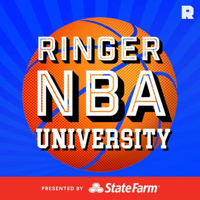 Cover art for LaMelo's Creativity, Michael Porter Jr.'s Development, and All-Rookie Teams | Ringer NBA University
