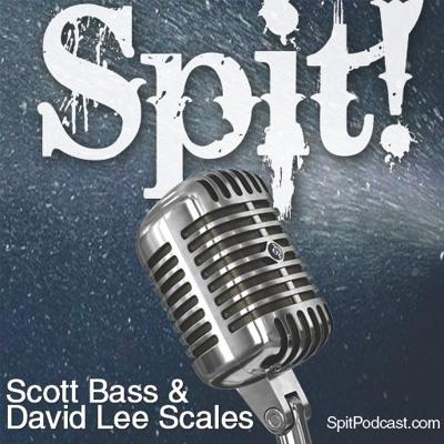 Cover art for 013 - Spit! March 18, 2014