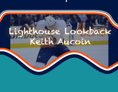 Cover art for Lighthouse Lookback - Episode 5 - Keith Aucoin