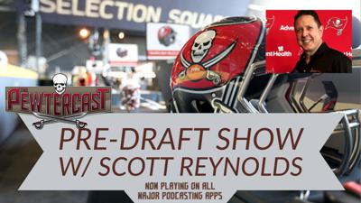 Cover art for Pre-Draft Show with Scott Reynolds