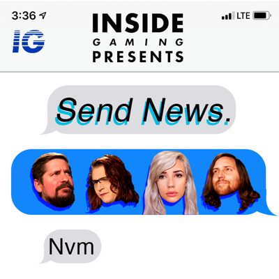 Cover art for YouTube Censoring Is Out Of Control - Inside Gaming Presents: Send News #14