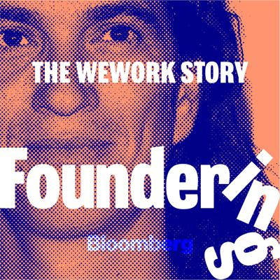 Cover art for Season 1, Episode 4, WeWork Sued Her the Same Day