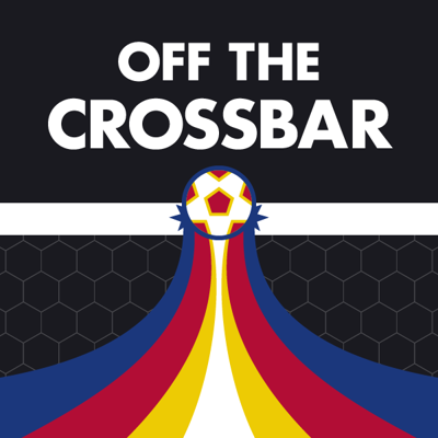 Cover art for Off the Crossbar - Episode 14 - Story time with Jake