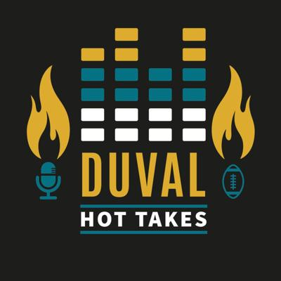 Cover art for Duval Hot Takes: Jaguars 2020 Schedule Reaction