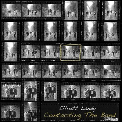 Cover art for Contacting The Band with Elliot Landy