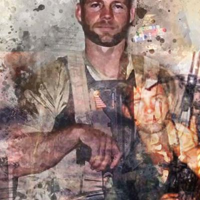 Cover art for Mike Day: Navy SEAL, Shot 27 Times and Never Quit