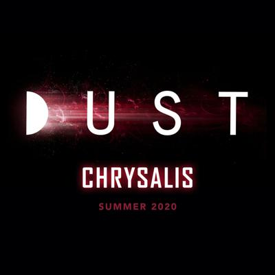 Coming this summer: the epic full story of CHRYSALIS.  Open your mind. Listen carefully. The future has arrived.  DUST is the premier destination for immersive science fiction audio stories.  Season one, Horizons, is an anthology of audio stories ranging from genre groundbreakers such as Philip K. Dick and Ray Bradbury to the electrifying emerging voices of today. All episodes now available.  Season Two: FLIGHT 008. Eleven of the biggest writers in science fiction, through eleven unique stories, follow one single thread: a non-stop flight from Tokyo to San Francisco that passes through a wrinkle in spacetime and lands in the year 2040. Made in partnership with XPRIZE. All episodes now available.