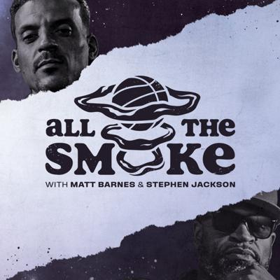 Cover art for DeMarcus Cousins | Ep 16 | ALL THE SMOKE Full Podcast | SHOWTIME Basketball