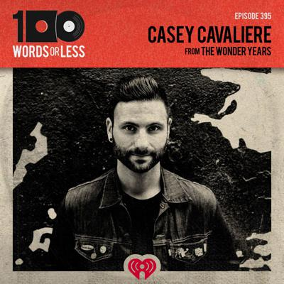 Cover art for Casey Cavaliere from The Wonder Years