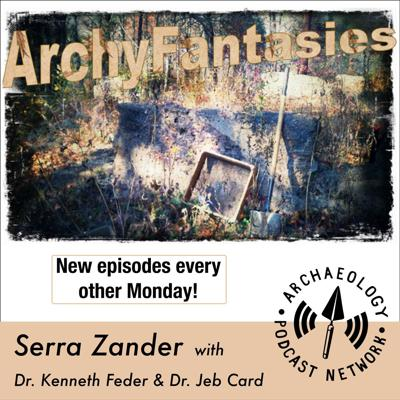 Cover art for Biblical Archaeology with Eric Cline - Episode 87