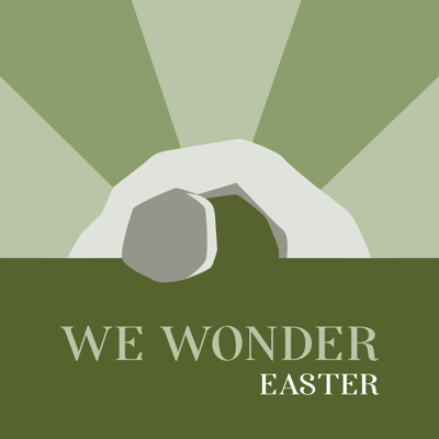 The podcast where we wonder together about the story of God. We Wonder is a contemplative devotional for children.