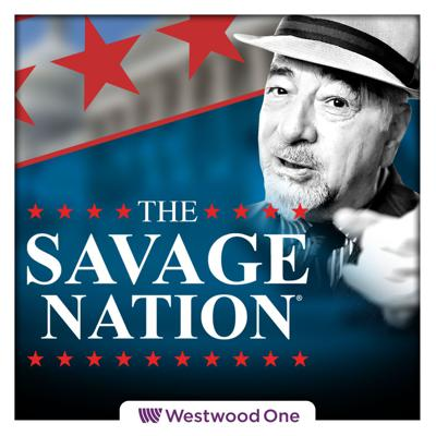 Cover art for President Trump On The Savage Nation