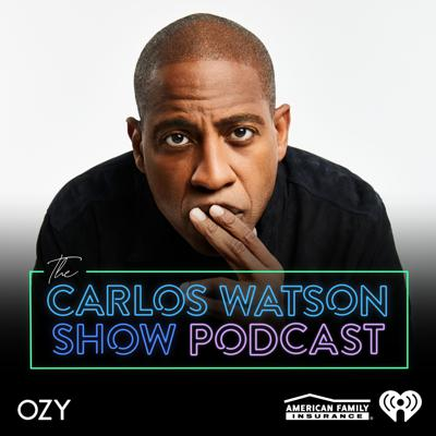 Cover art for Introducing: 'The Carlos Watson Show Podcast'