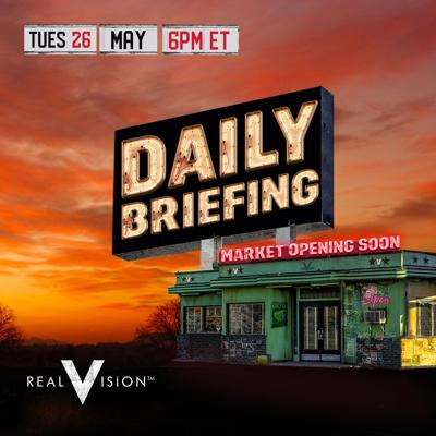Cover art for Daily Briefing - May 26, 2020