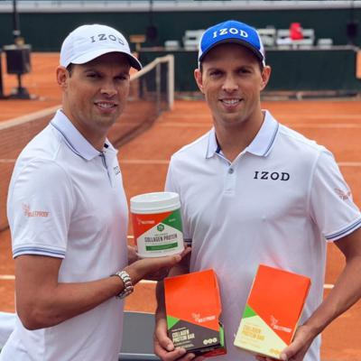 Cover art for Mike Bryan on Biohacking and the State of the Bryan Brothers