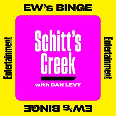 EW's Binge celebrates the very best in TV and film – the shows and movies you want to curl up with and watch for hours on end, maybe even over and over. We've invited Schitt's Creek co-creator, showrunner and star Dan Levy to join EW editors and revisit the first five seasons of his beloved and acclaimed show, spilling behind-the-scenes secrets from the set, digging into his own psychology and process, and dissecting all the characters and relationships. EW's Binge: Schitt's Creek premieres on September 25, with weekly episodes dropping on Wednesday – plus a couple of bonus cameos from Dan's co-stars. For more Schitt's Creek coverage or to dive into our other binge-worthy content, go to EW.com/binge.