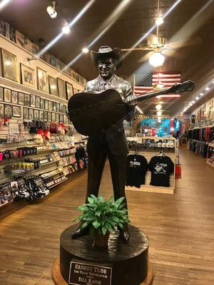 Cover art for Record Store Recon: Ernest Tubb Record Shop