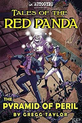 Cover art for Red Panda- The Pyramid of Power: Chapter 6