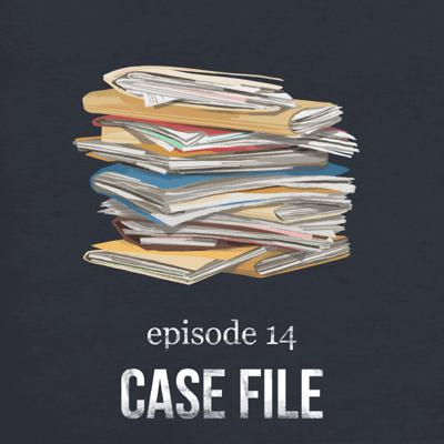 Cover art for Case File | 14
